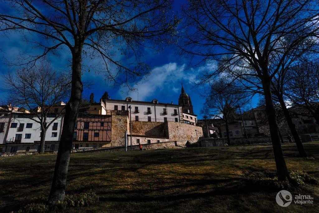 Qué hacer en Salamanca: pasear por el centro