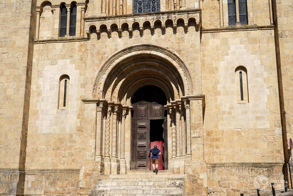 Qué ver en Coimbra: Sé Velha
