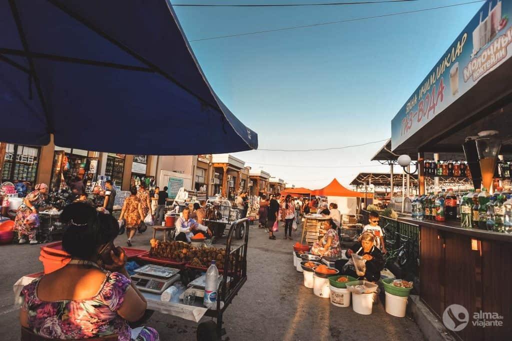 Mercado de Siab, Saacanda