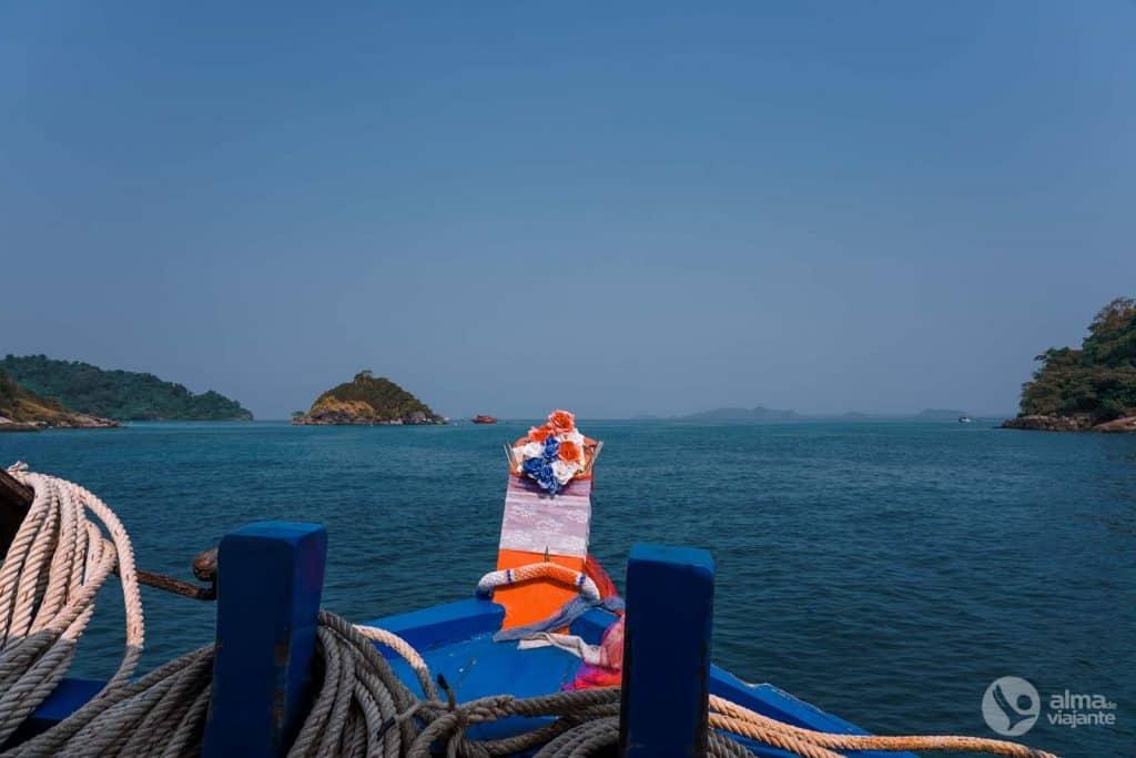 Cosas que hacer en Koh Mak: tour de snorkel en Koh Rang
