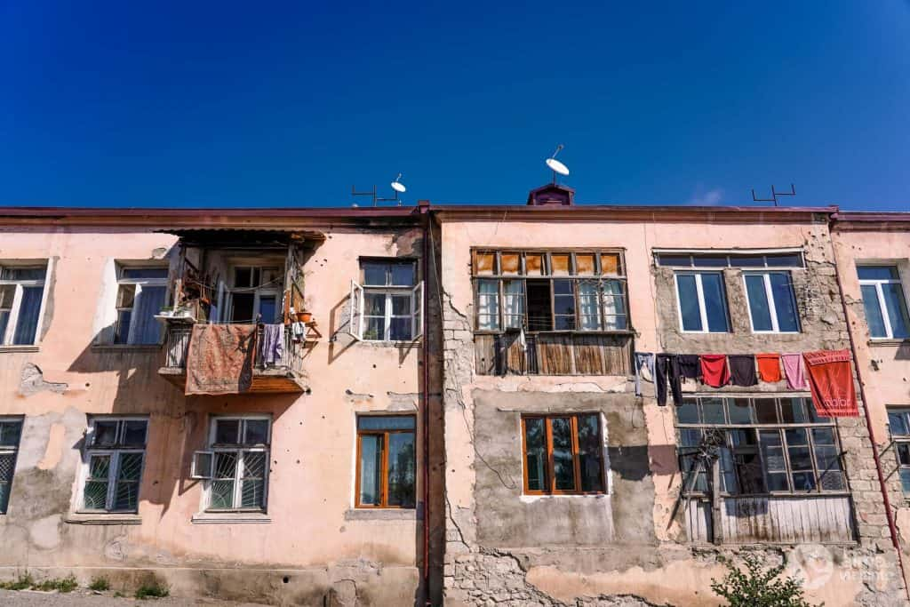Visita Stepanakert, Artsakh