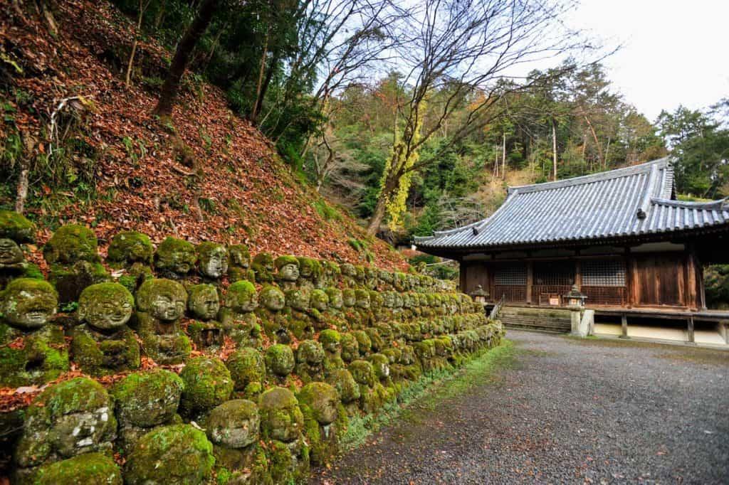 Los mejores templos de Kioto en Otagi Nenbutsu-ji
