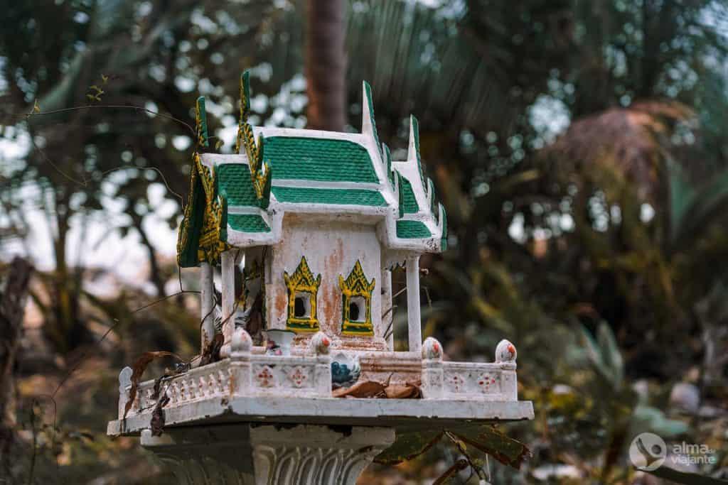 Templo de Koh Wai