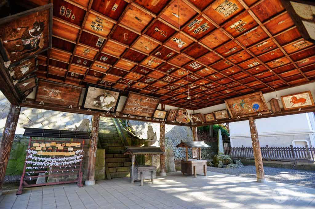 Qué hacer en Takayama: visitar templos