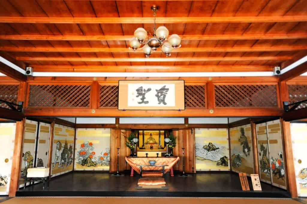 Templo de Tenryu-ji Kyoto