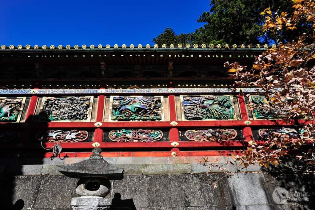 Santuario de Toshogu, Nikko