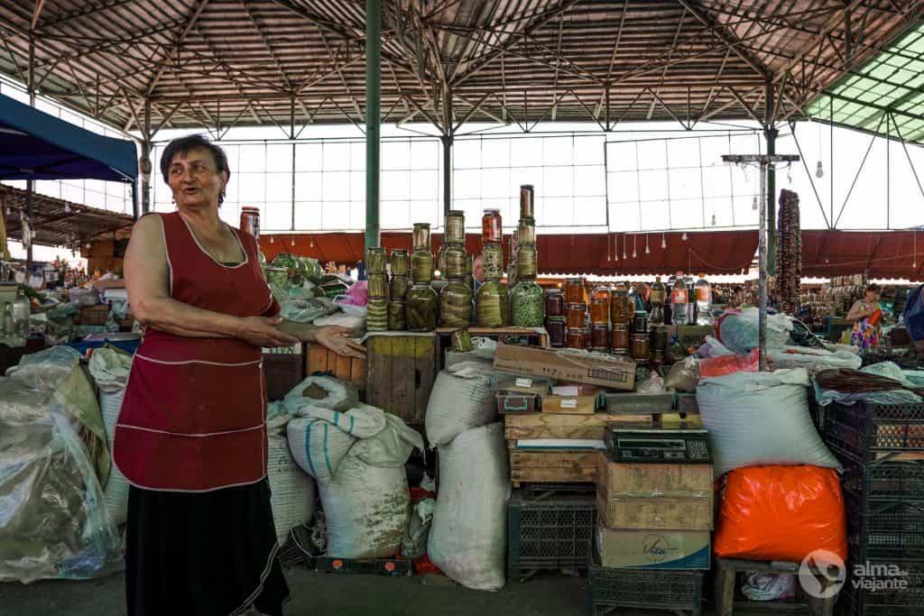 Mercado de Stepanakert