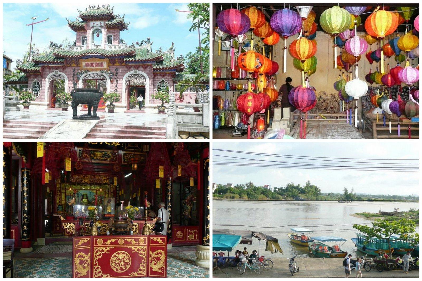 Hoi An Old Town (fotos de viajes y Películas)