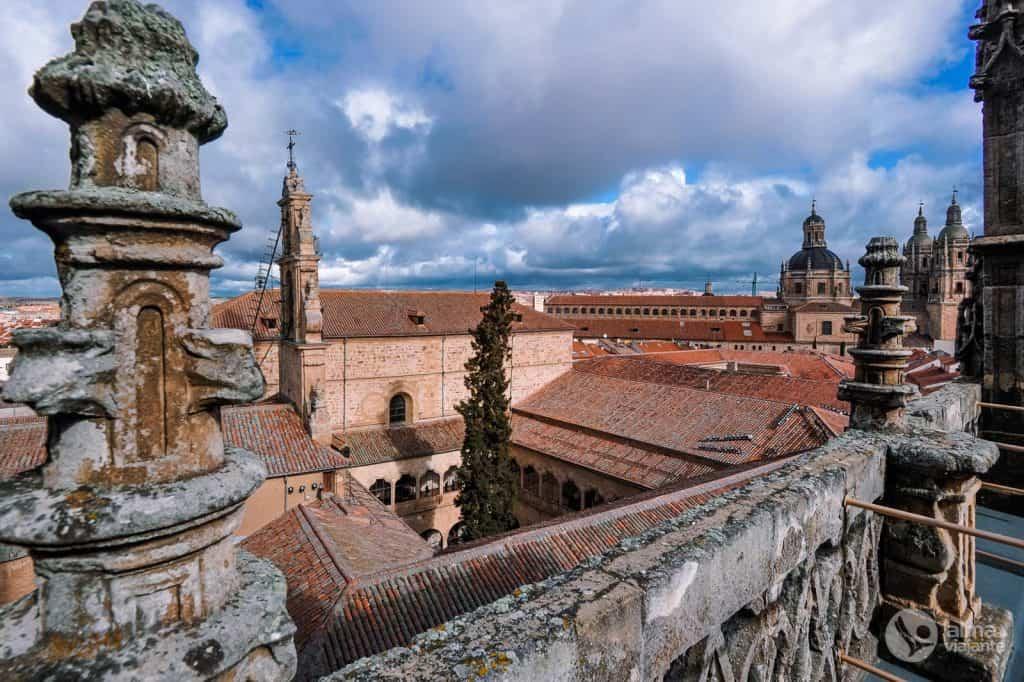 Torre de la Catedral de Salamanca