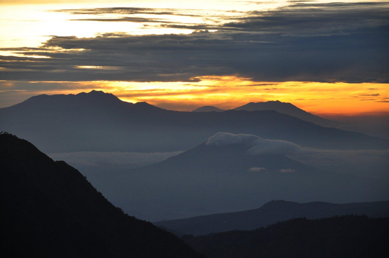 volcán bromo-amanecer