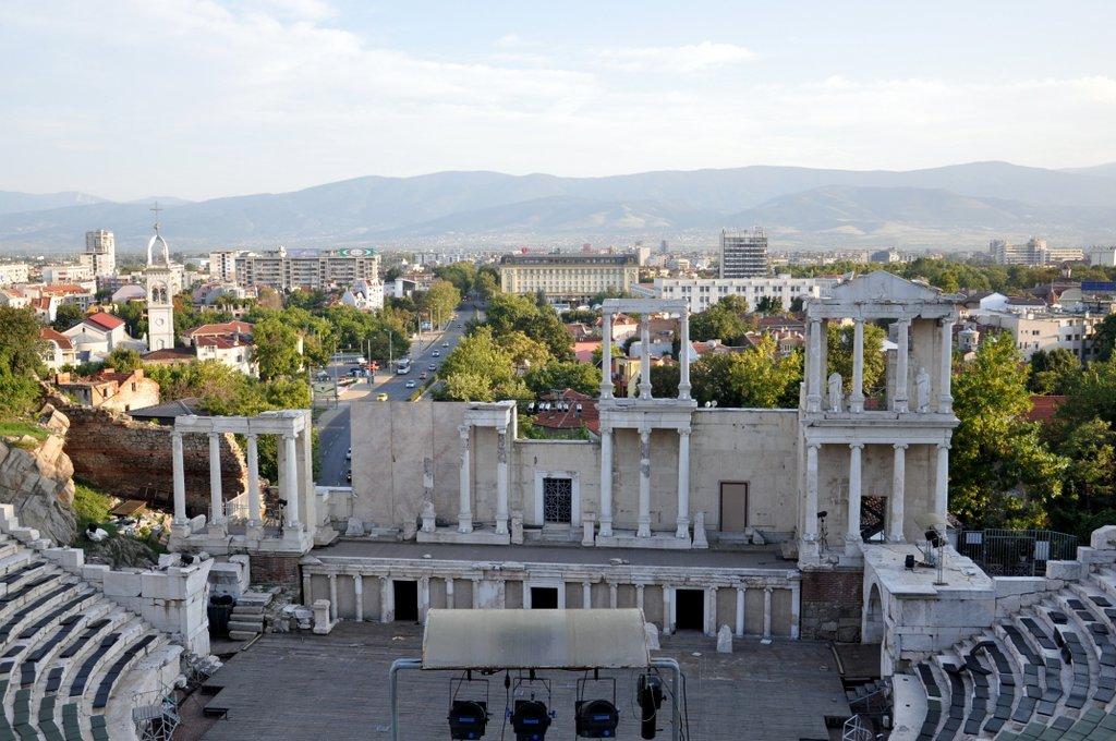 viajes-Bulgaria-plovdiv-teatro Romano