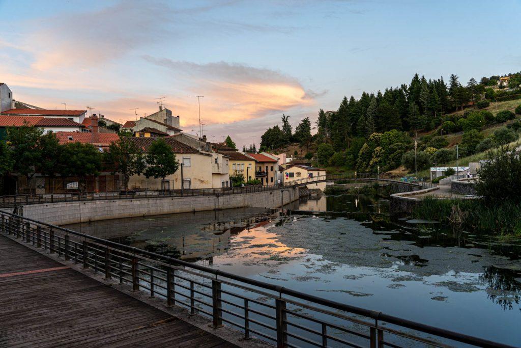 Qué visitar en Bragança: Corredor Verde de Fervença