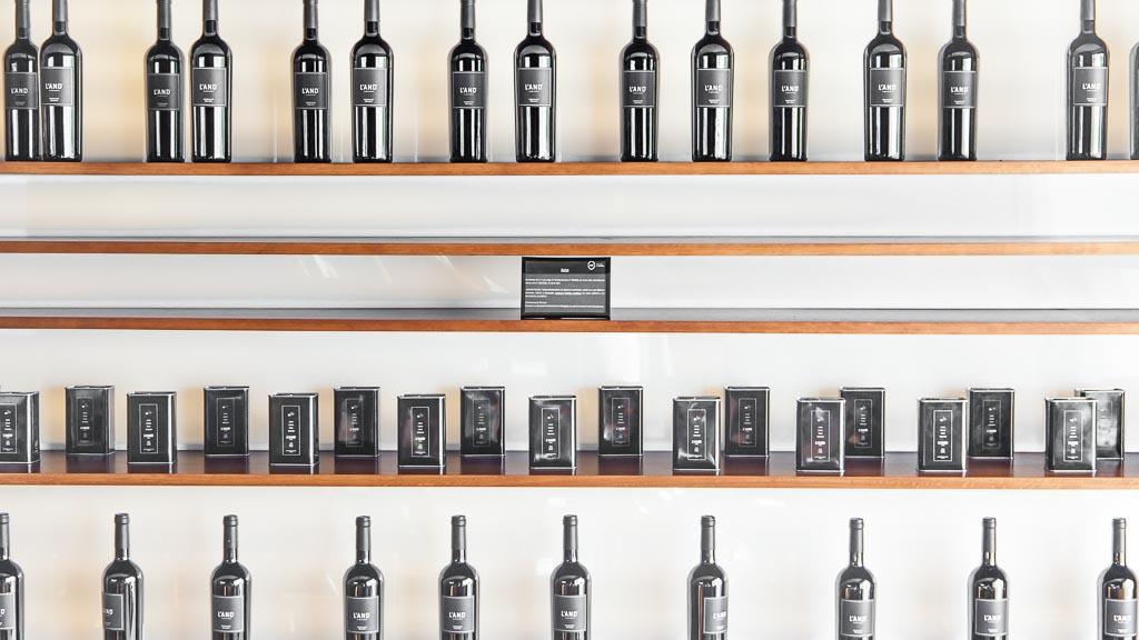 Cata de vinos en el Alentejo