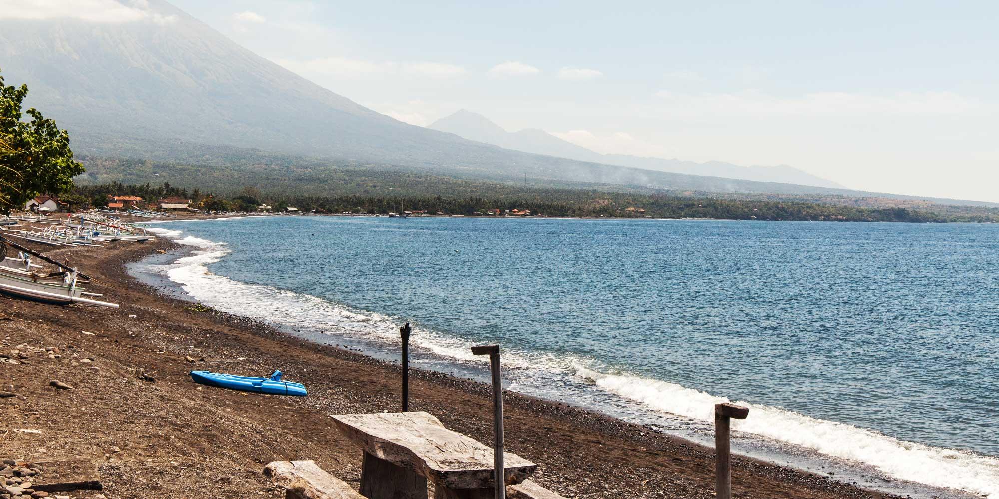 Bali Amed Beach