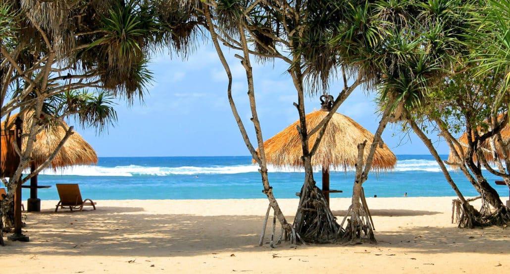 Mejor Playa Escondida de Bali