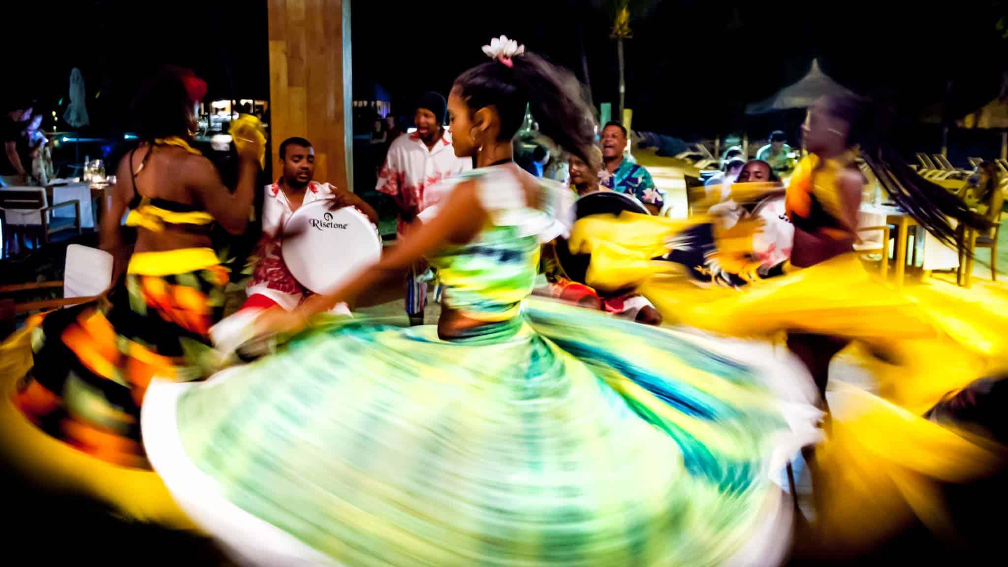 Danza Cultural de Mauricio