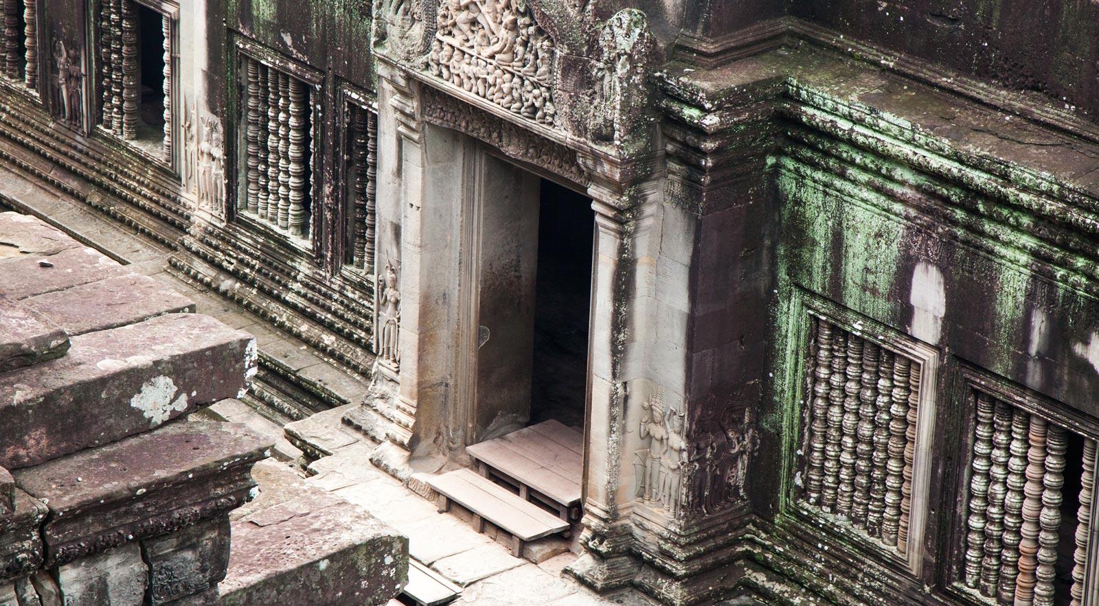 Angkor Wat Door