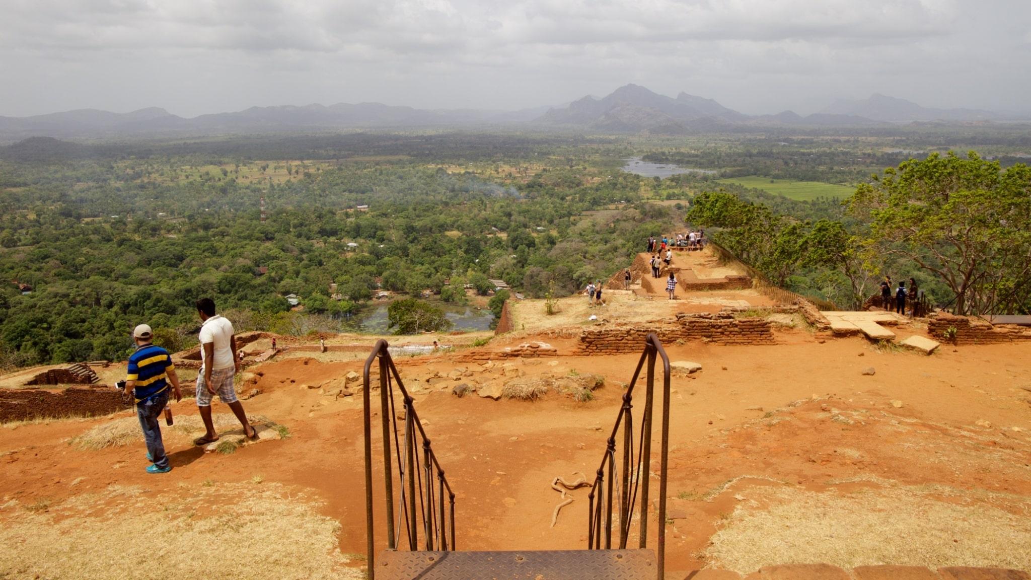 Qué hacer en Sigiriya