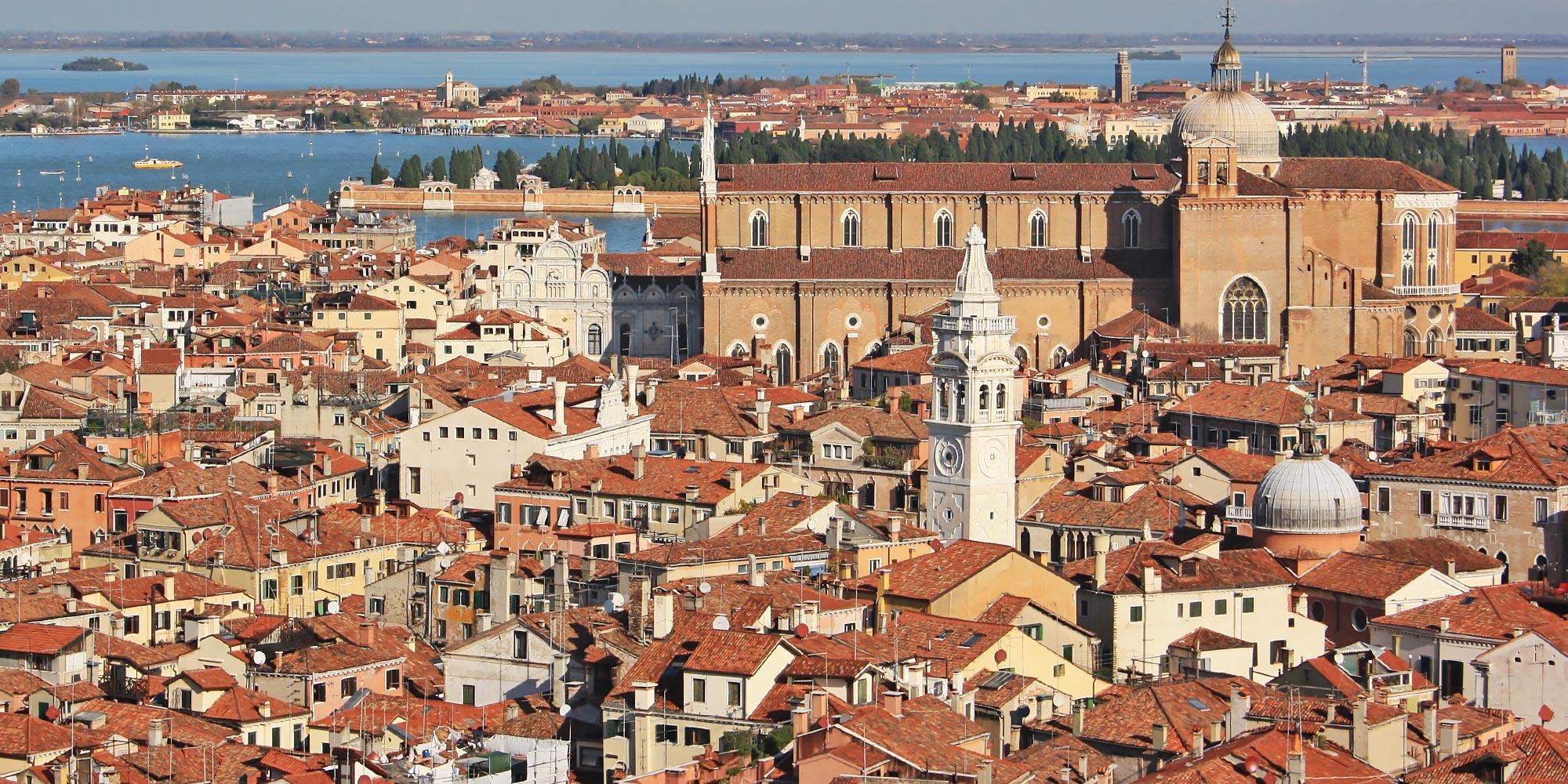 Italiavenicerooftops