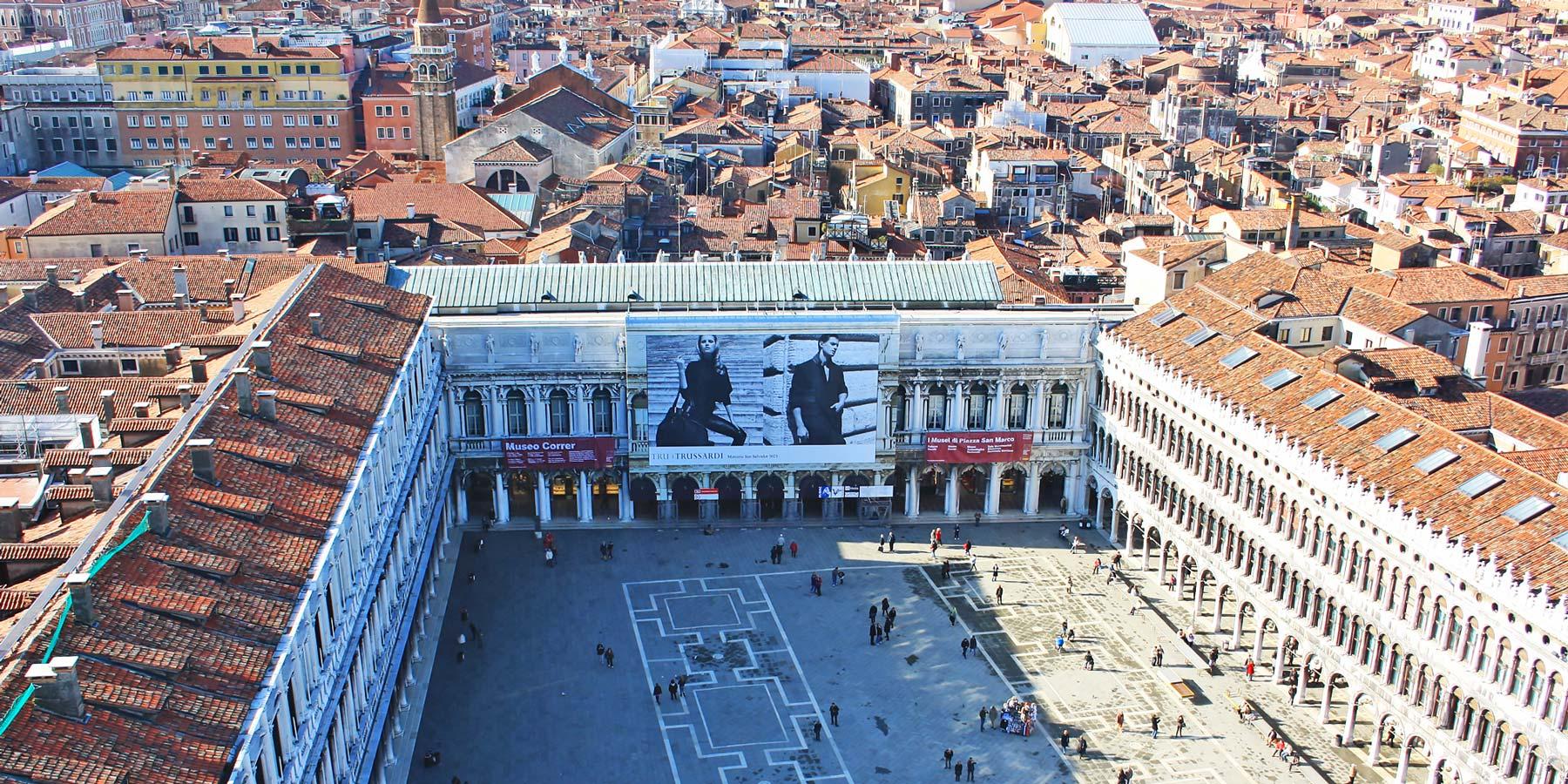 Italia Venecia Plaza de Arriba