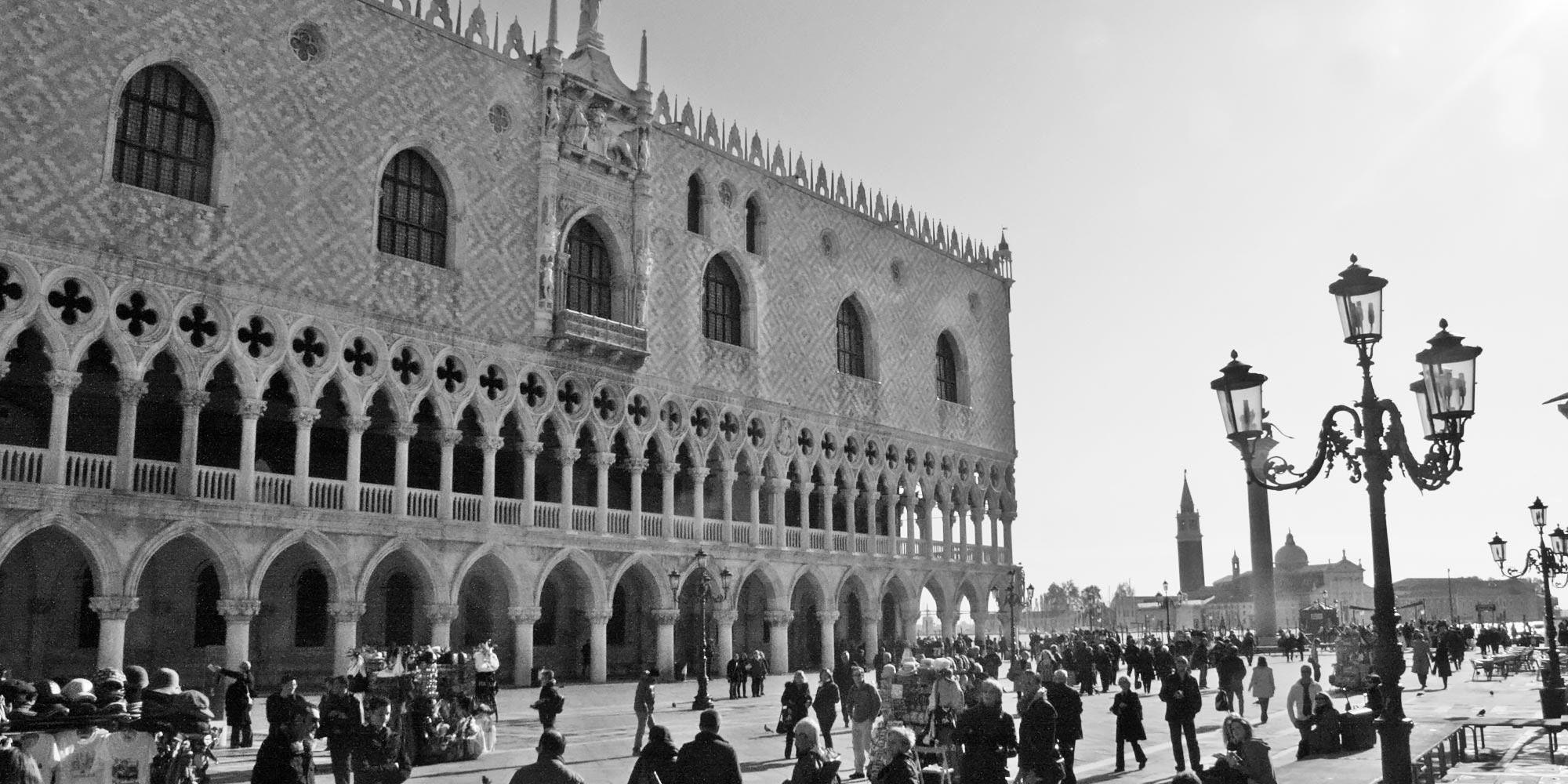 Italia Venecia Plaza de San Marcos
