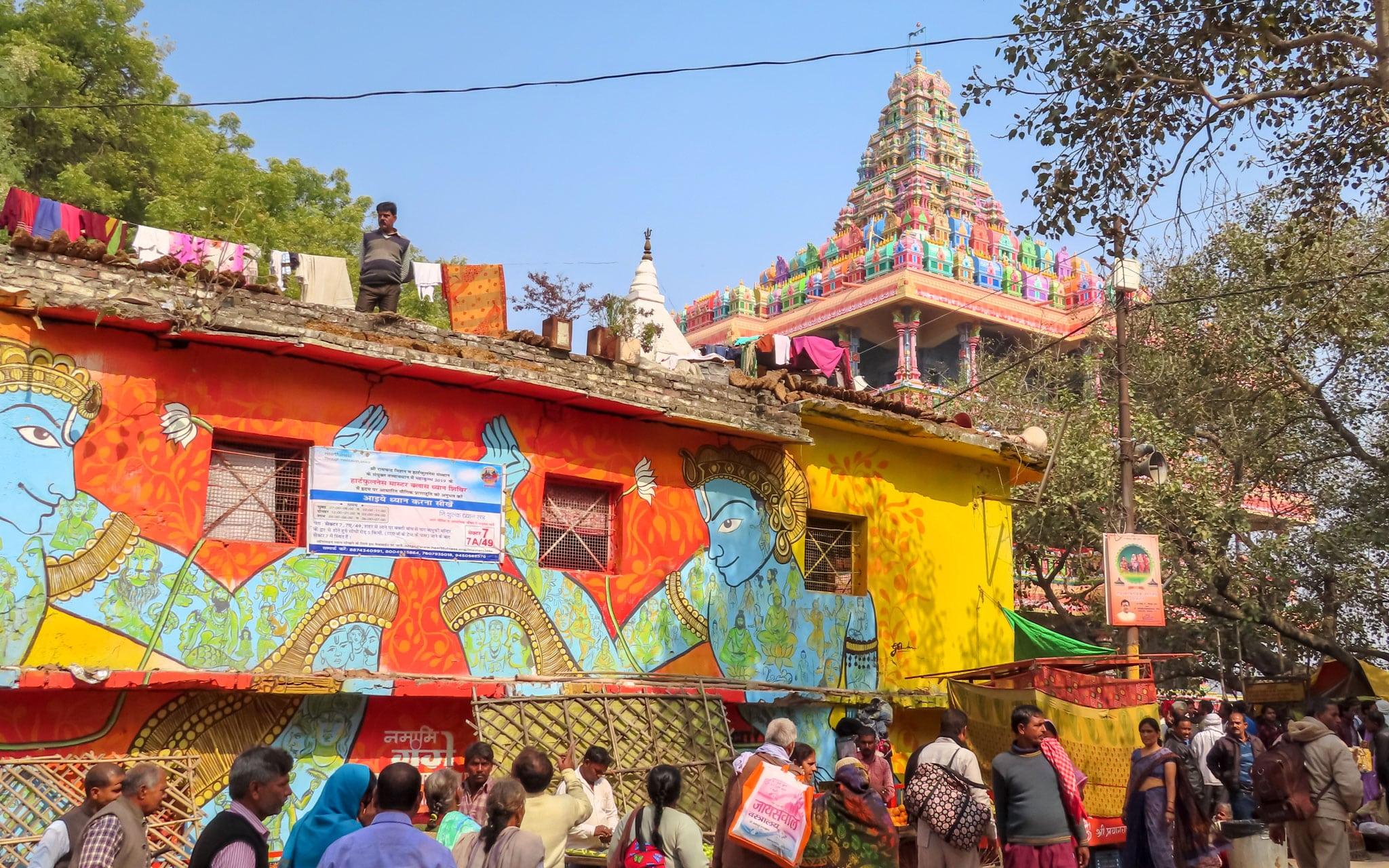 Templo de Kumbh Mela