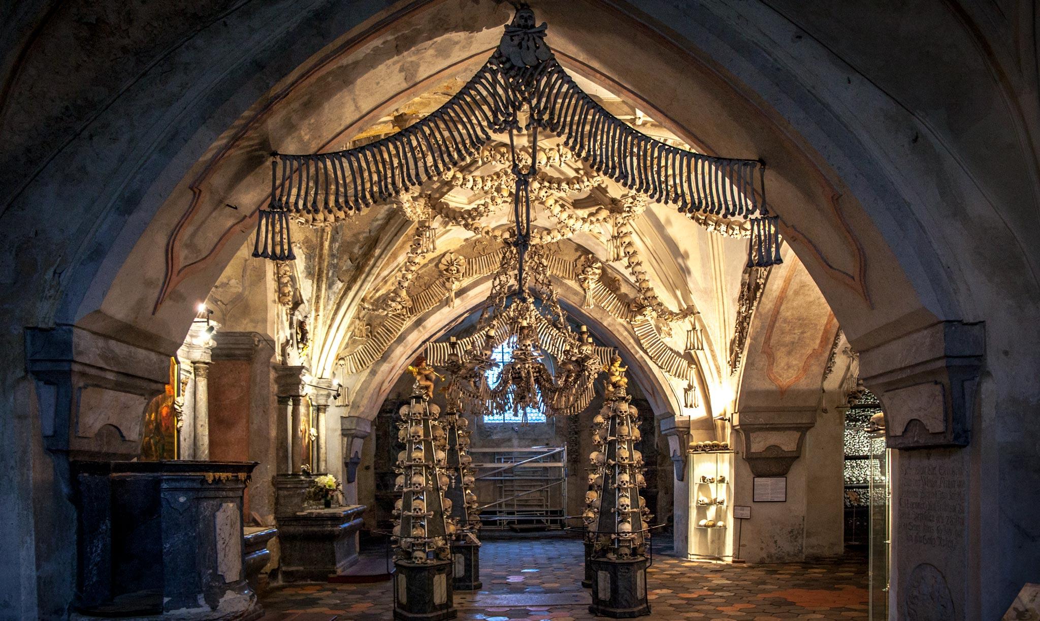 Iglesia de los huesos de Kutna Hora