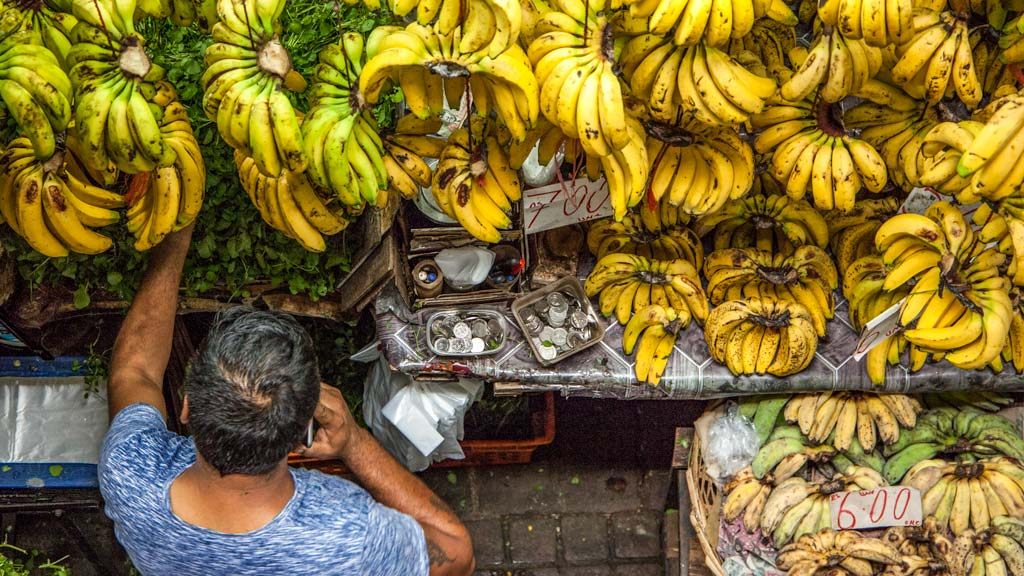 Mauricio Port Louis Market