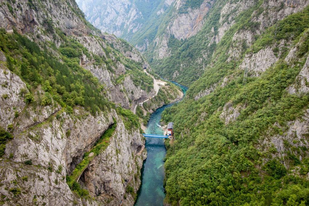 Cañón de Montenegro