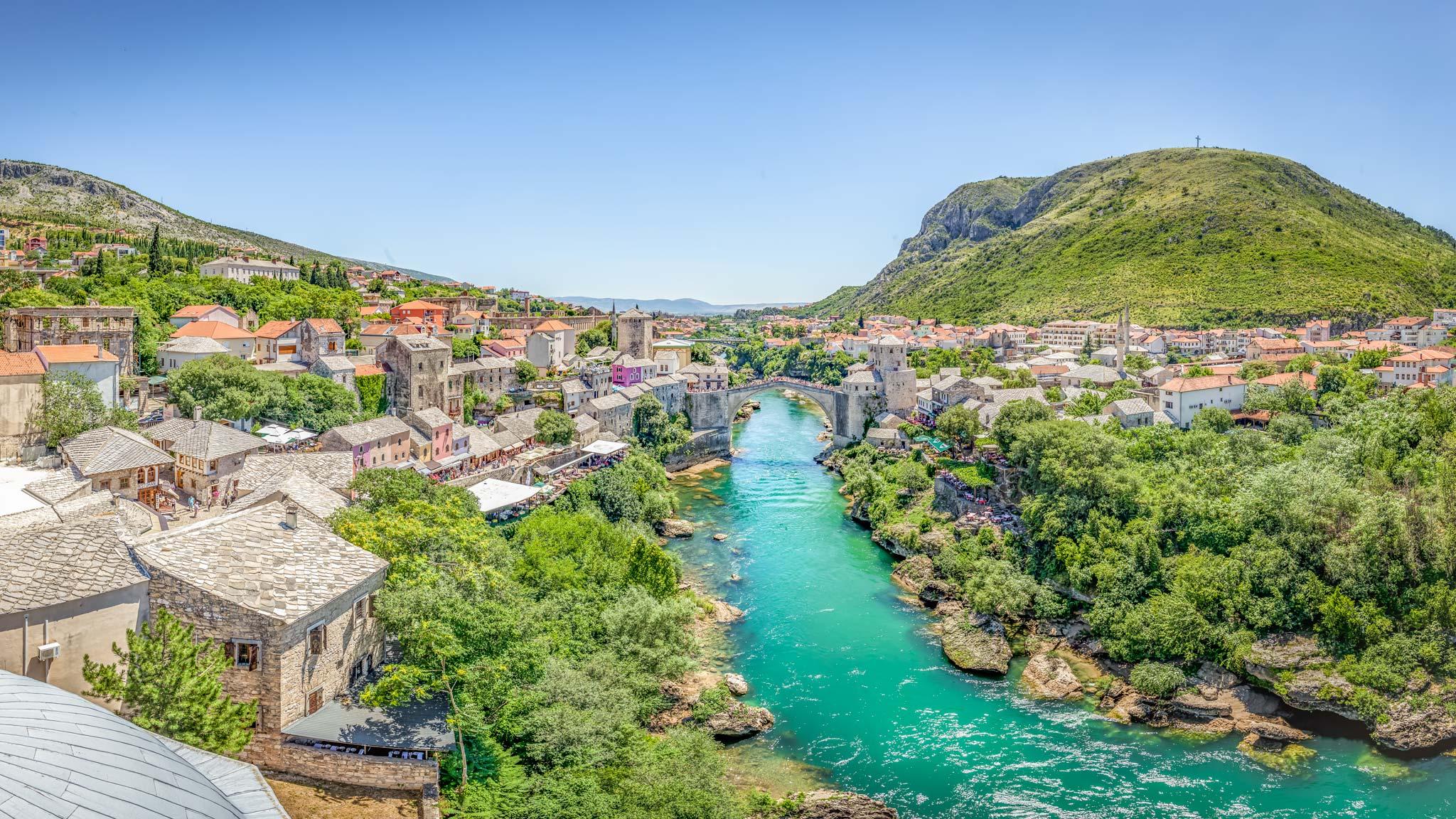 Stari Most Bosnia Herzegovina