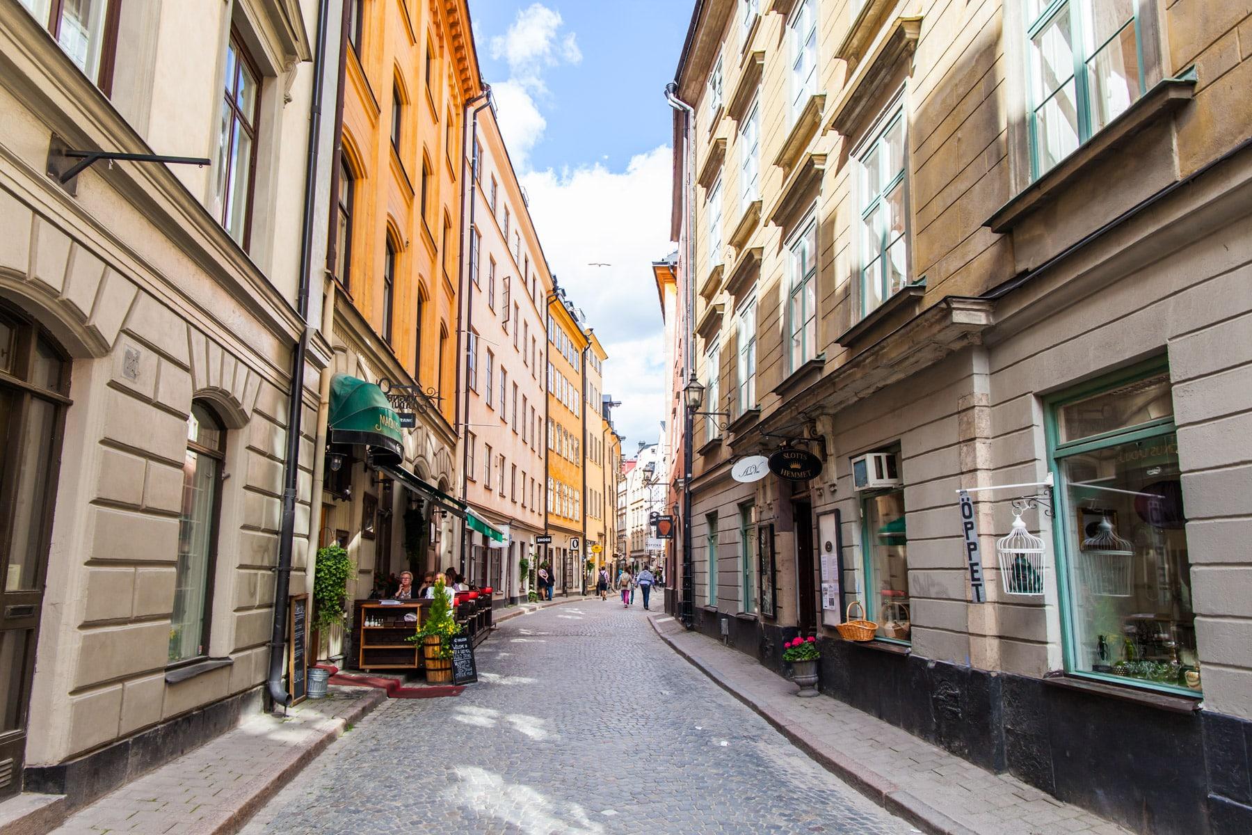 Guía de Presupuesto de Estocolmo