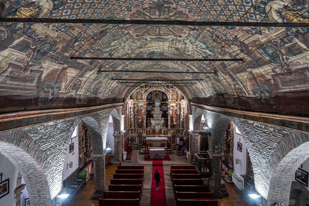 Iglesia de Santa Maria, Bragança
