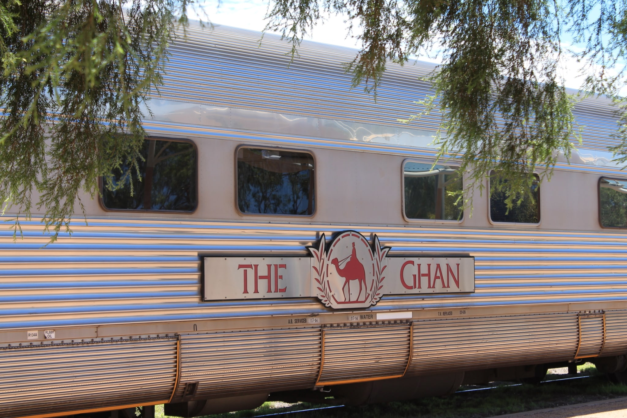 The Ghan Review