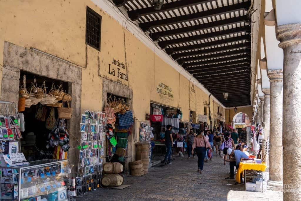 Script México: Mercado Lucas de Galvéz, Mérida