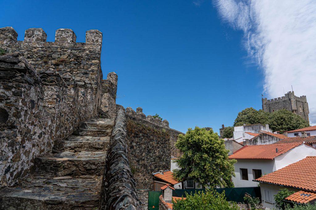 Murallas de Bragança
