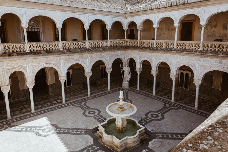 Casa Pilatos, 3 días en Sevilla