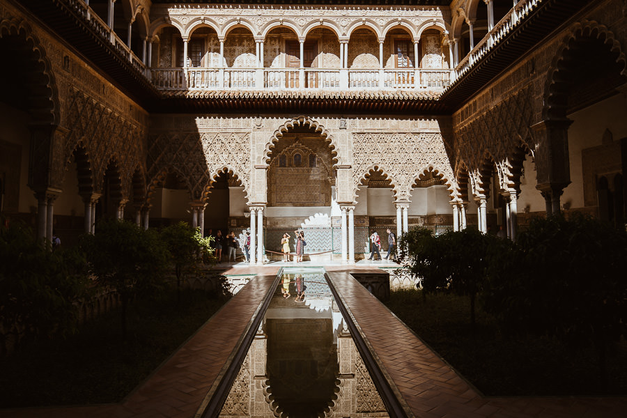 Real Alcázar, Sevilla, España