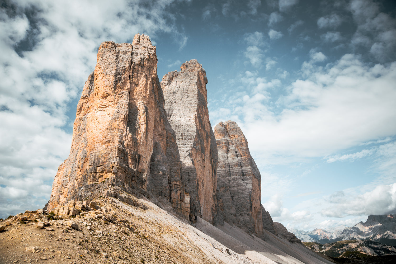 Senderismo Tre Cime Dolomitas Italianas
