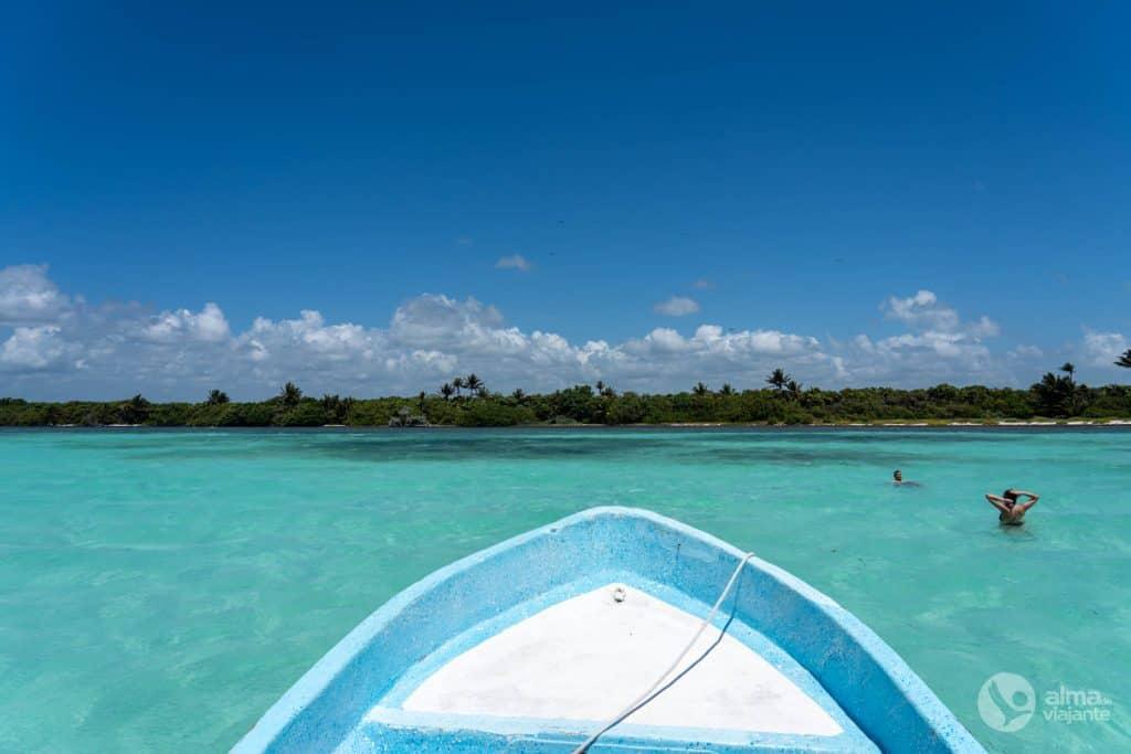 Playa de Punta Allen