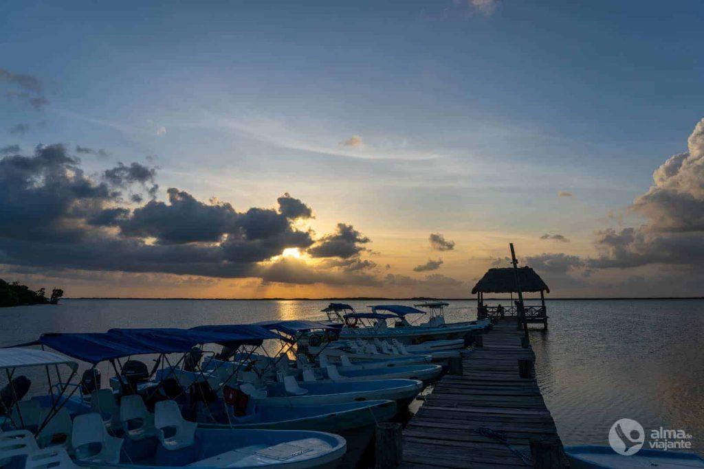 Visita Punta Allen-Javier Rojo Gómez