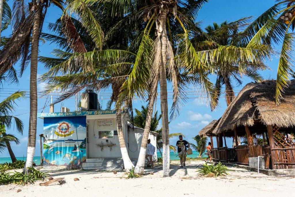 Visita Punta Allen