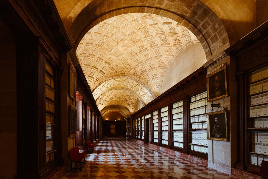 Archivo General de Indias, Sevilla