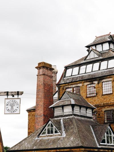 Fin de semana en los Cotswolds, Hook Norton Brewery