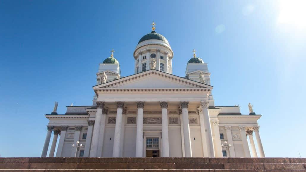 Un día en Helsinki