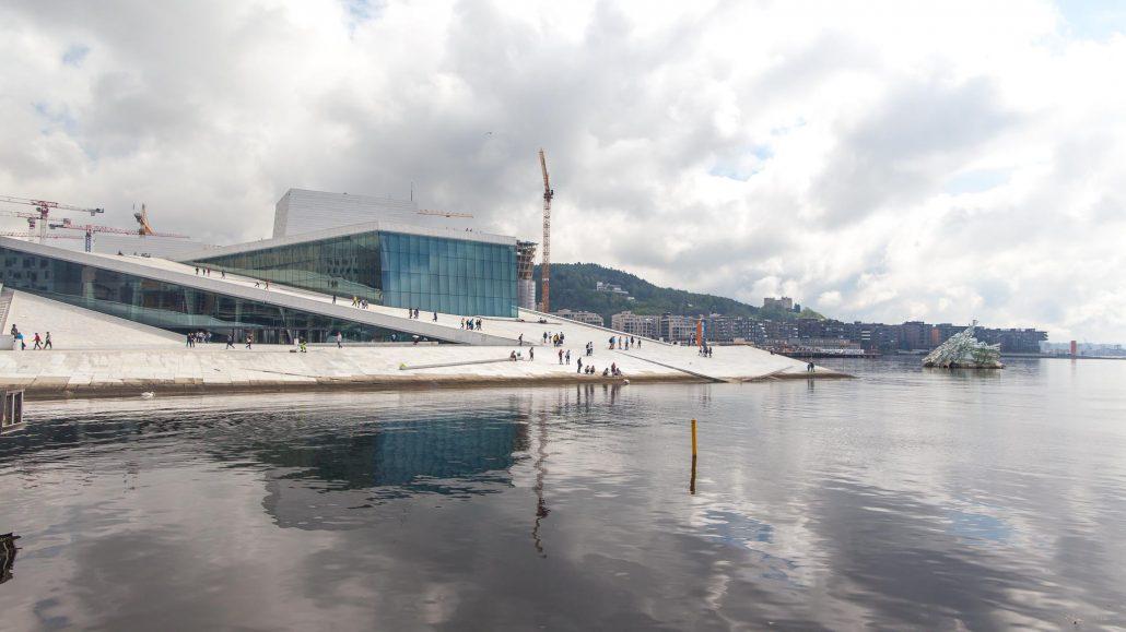 Ópera De Oslo