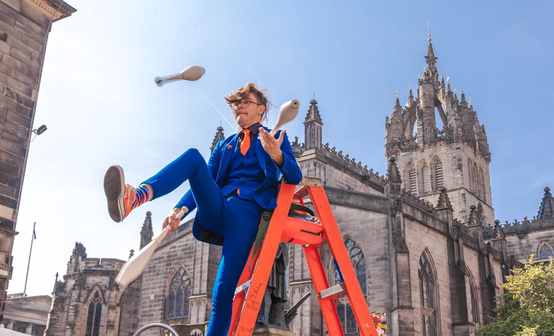 Edinburgh Fringe Festival 2016