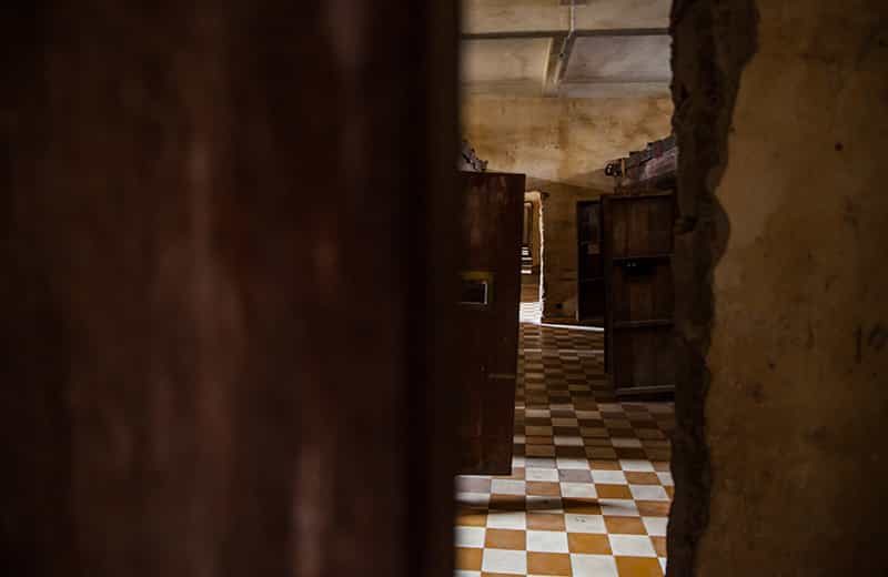 Museo del Genocidio de Camboya