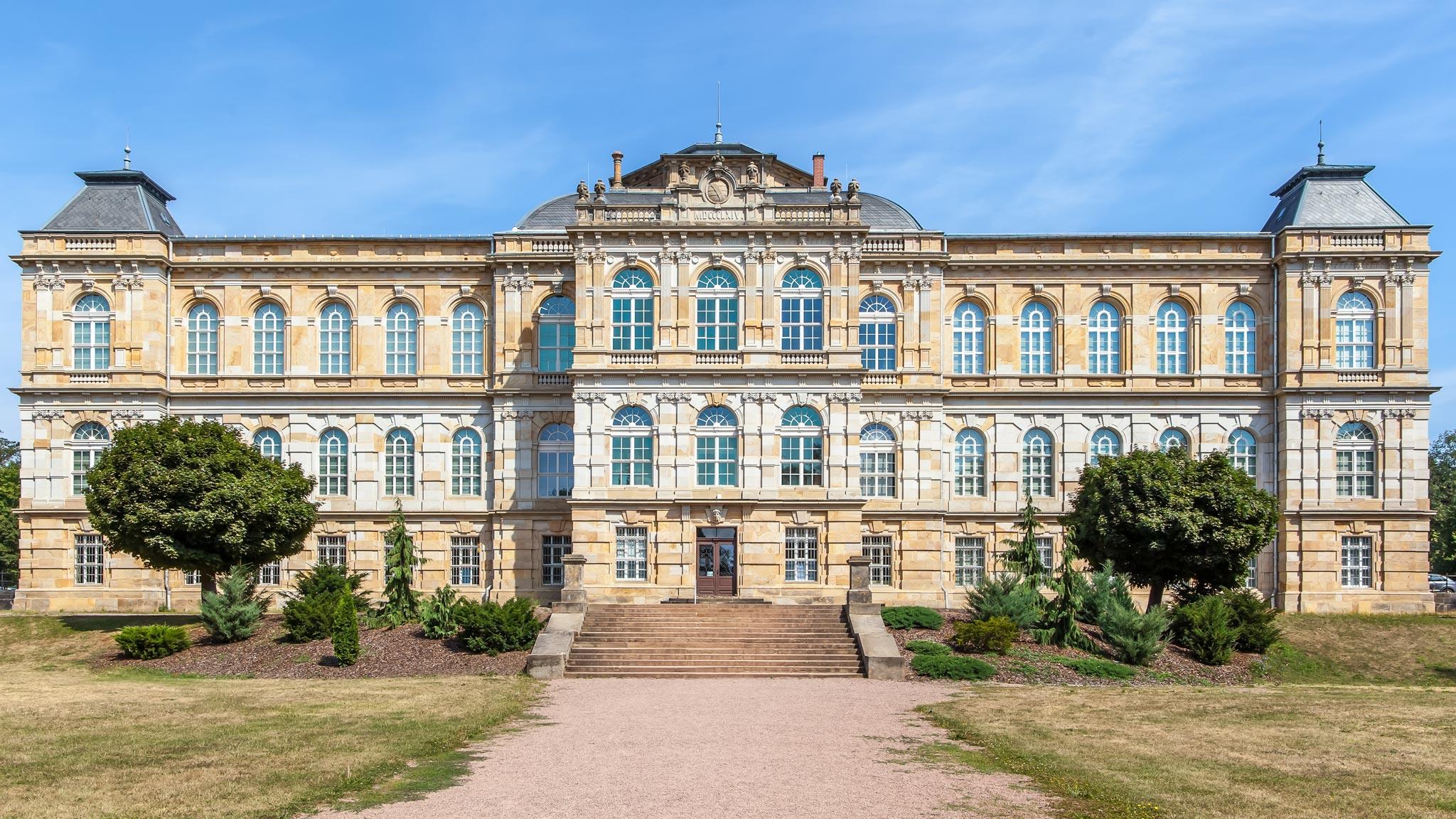 Castillo de Gotha Turingia