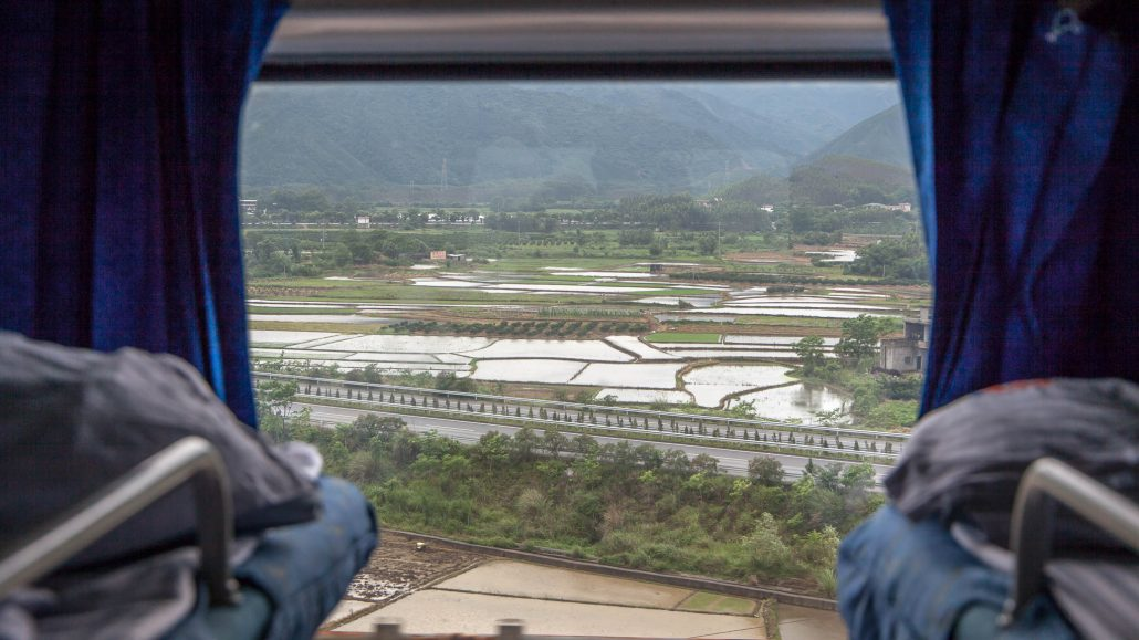 Tren de China