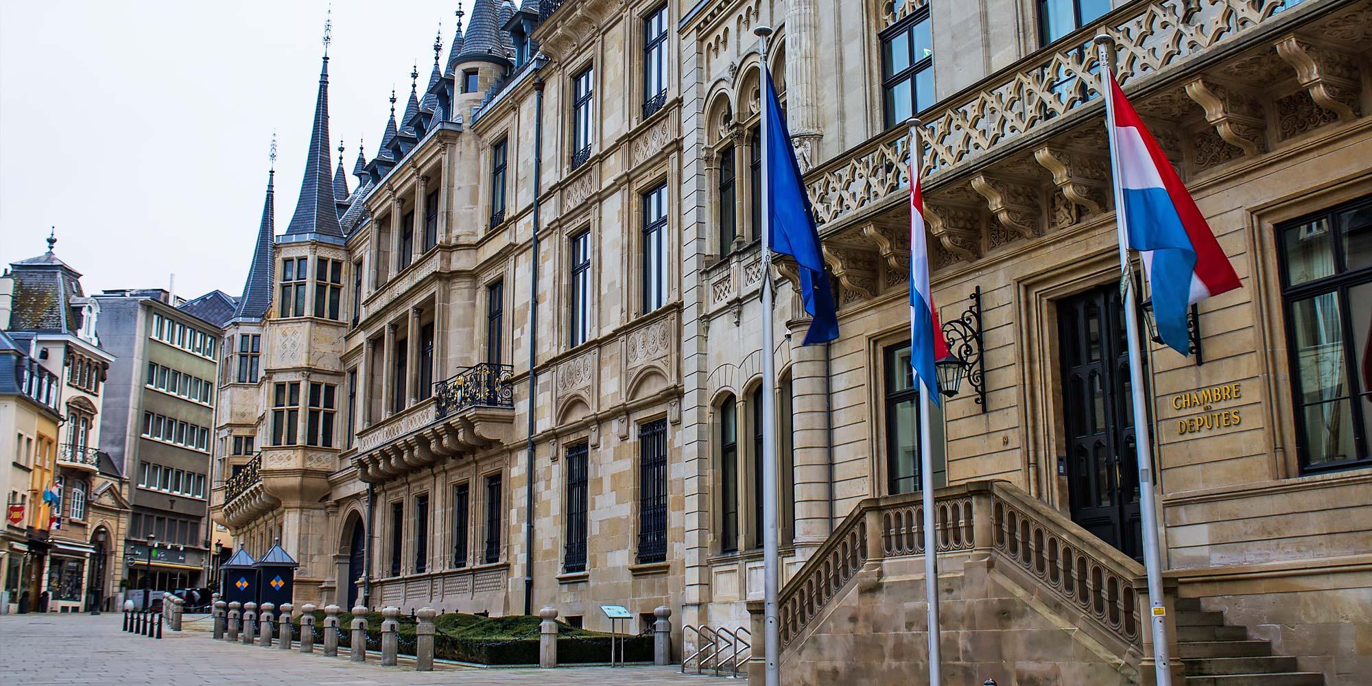 Visita Luxemburgo